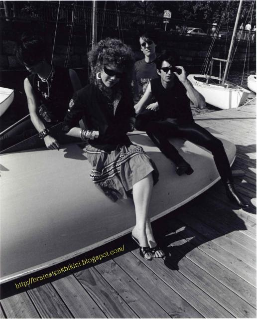 the cramps on board