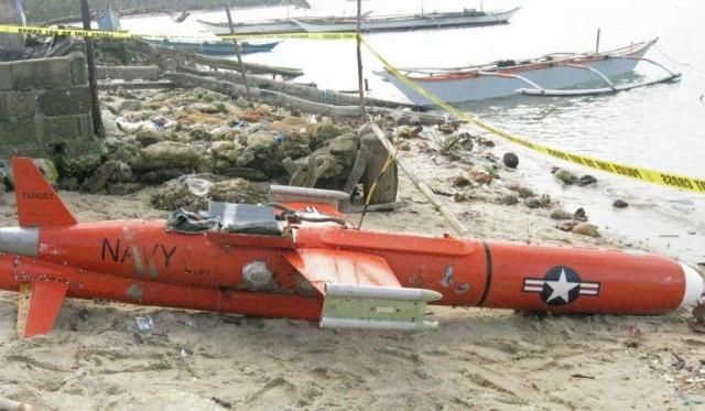 drone d'engin flottant