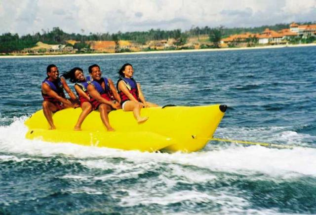 death on the Banana Boat