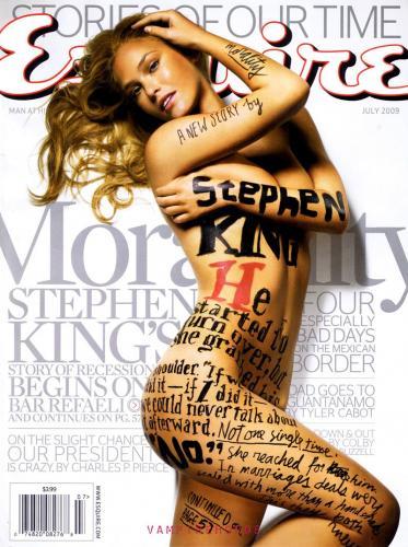 le nouveau Stephen King dans equire