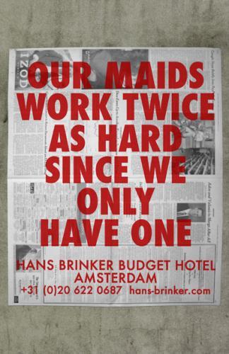 le pire hôtel du monde!