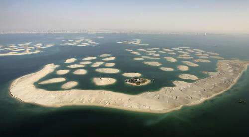 c'est la crise à Dubaï