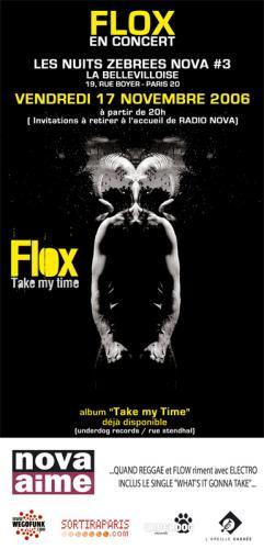 Concert Flox 17/11/2006