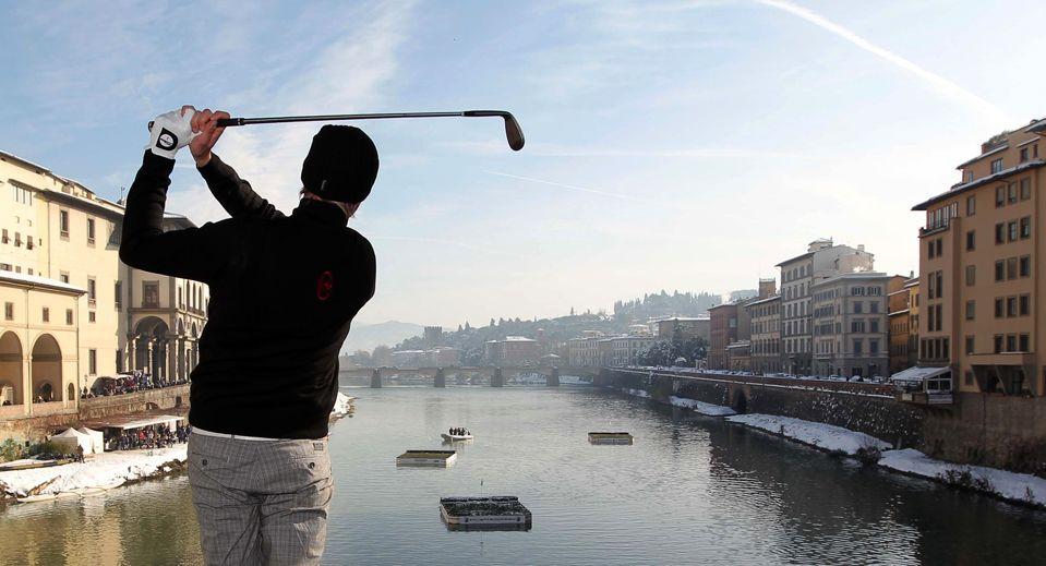golf thau