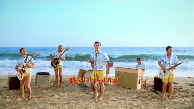 German Beach Boys