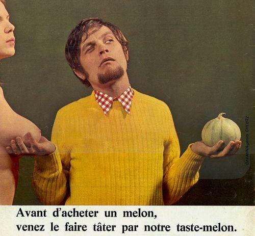 fruits de saison : le melon