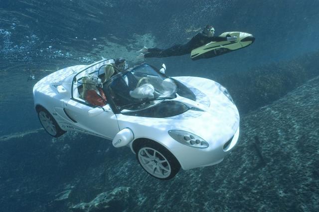 lotus esprit de la mer
