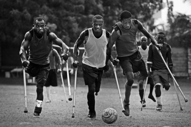 foot haïtien