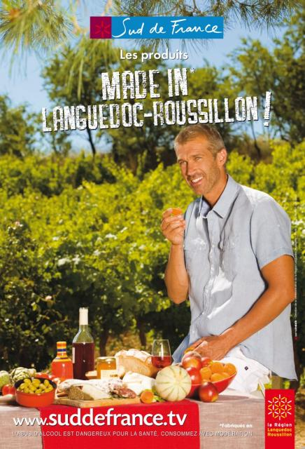 made in languedoc-roussillon*