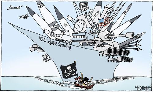le problème des pirates vu d'ici
