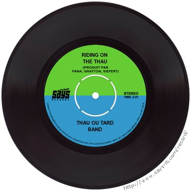 Vinyl Thau