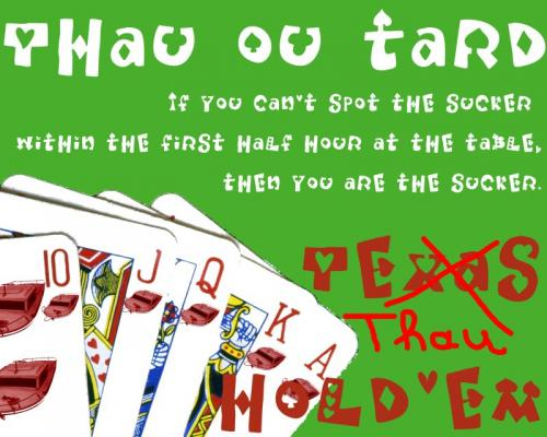 Poker Thau