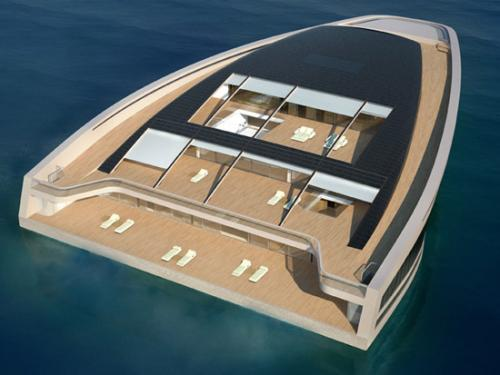 Wally Hermès Yacht