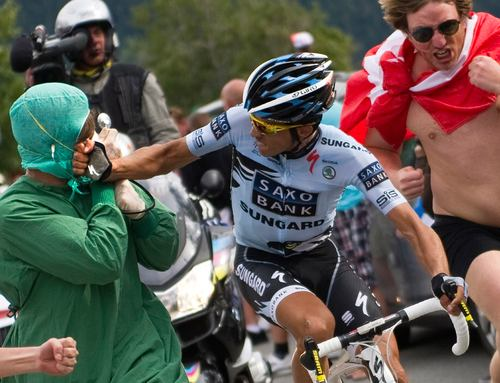 contador tour punch